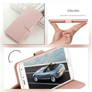 LG Stylo 4 Cell Phone Case Rose Gold